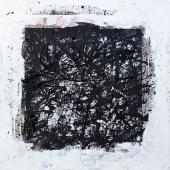 serie Cubos, 2014 / Mixta sobre lienzo / 130 x 130 cm